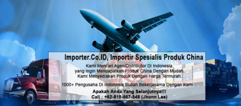 Cara Import Produk China